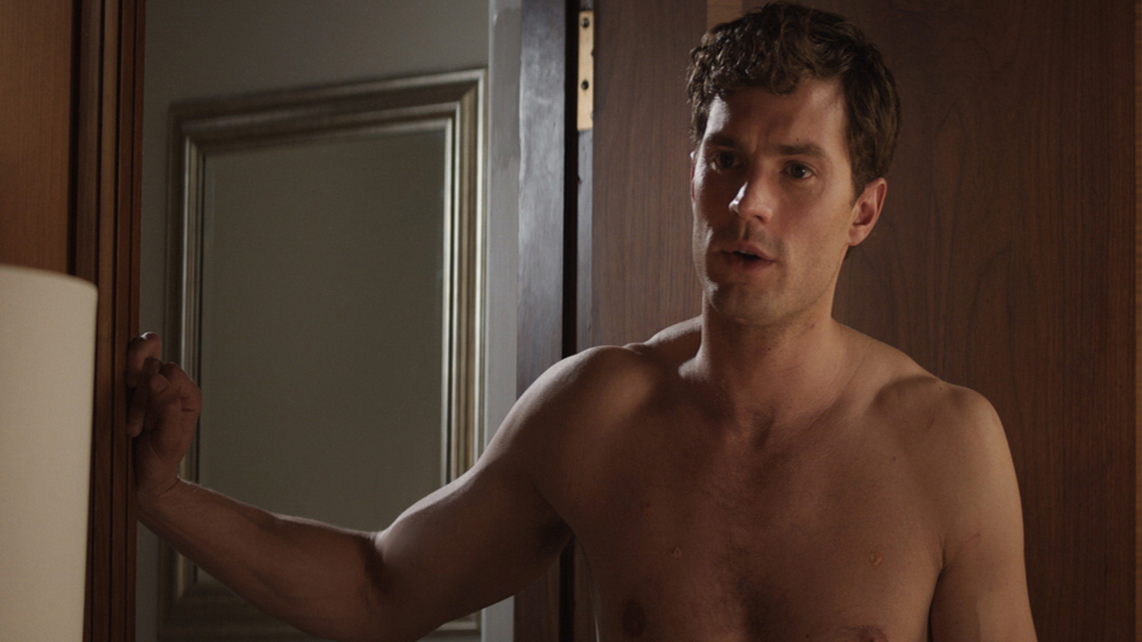 Fifty Shades Of Grey Clip Ana Wakes Up In Christians Room