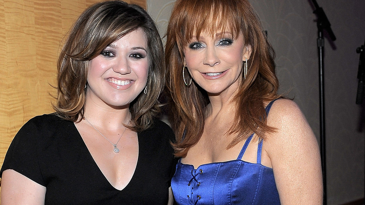 Kelly Clarkson Wedding.Reba Mcentire Defends Daughter In Law Kelly Clarkson I Ve