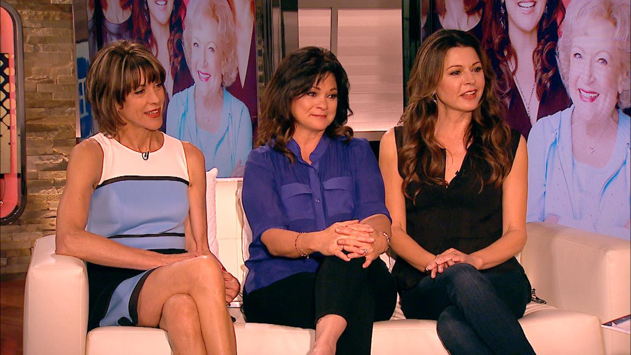 Saying Goodbye to 'Hot in Cleveland': The Ladies Reveal