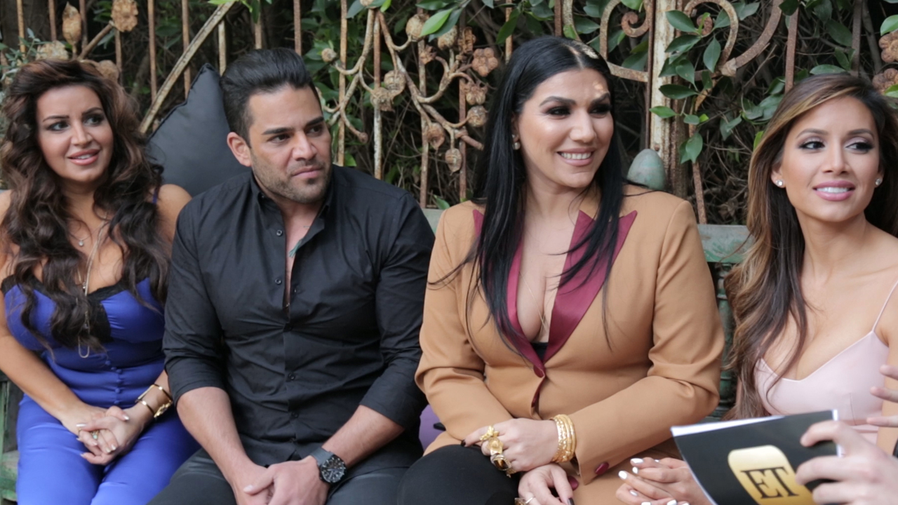 Who Is Mike Hookup From Shahs Of Sunset