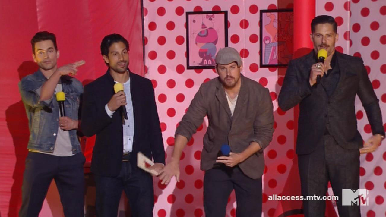 Were The Magic Mike Mens Jokes Sexist At The Mtv Movie Awards