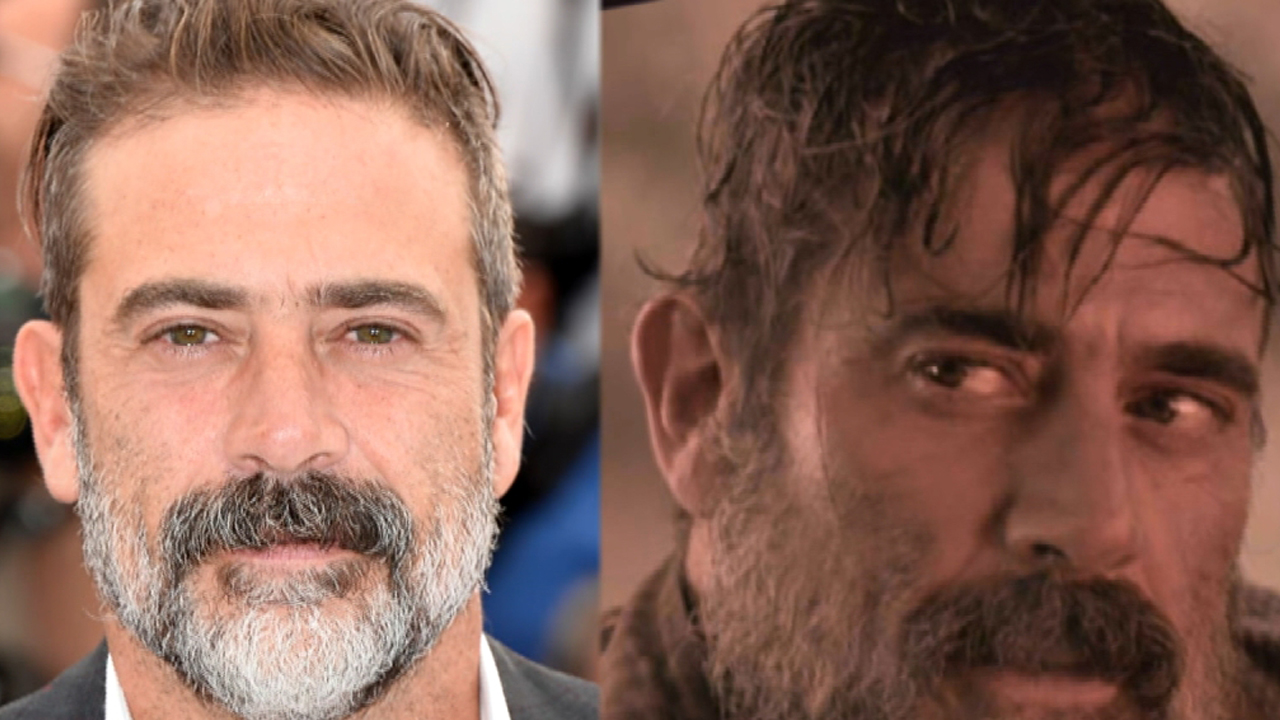 See the 'Texas Rising' Role Jeffrey Dean Morgan Slimmed Down