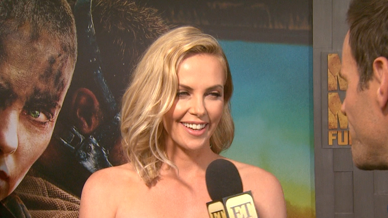 Charlize Theron On Her Shocking Film Transformations You Have To
