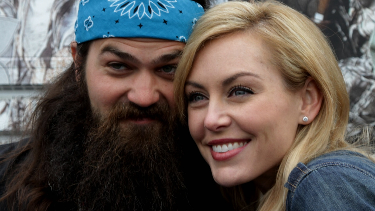 Exclusive Duck Dynasty Wife Jessica Robertson Talks Eating