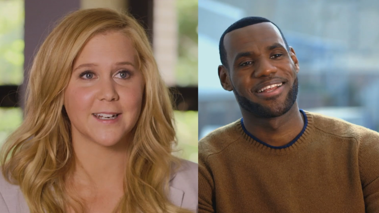 How Amy Schumer Got Her Dream Cast for 'Trainwreck