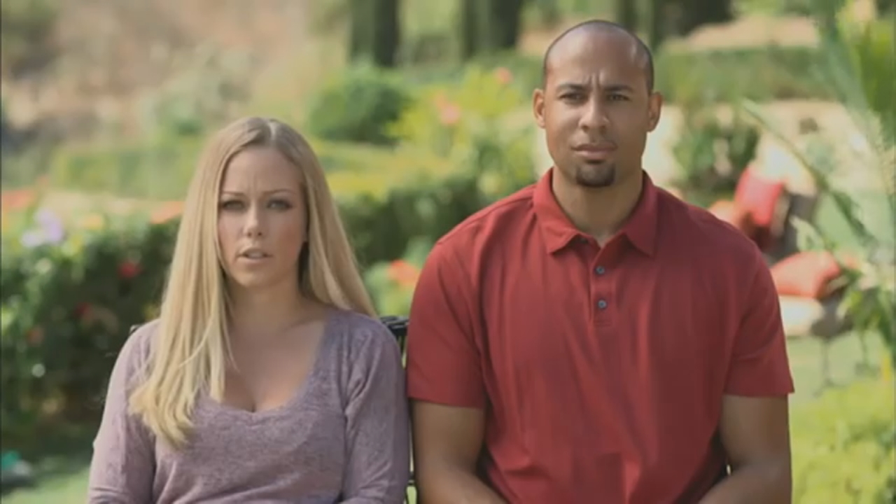 You naked pictures of hank baskett
