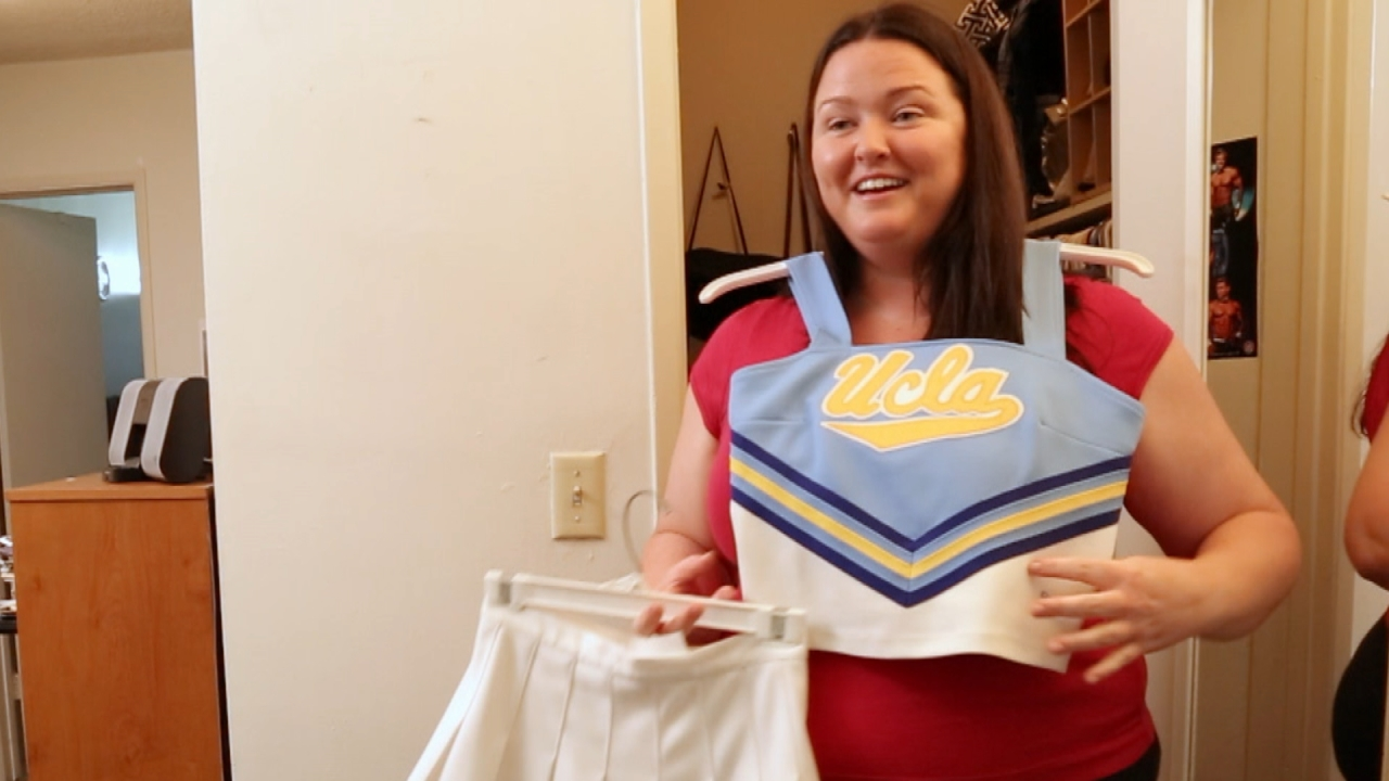 Image result for ucla cheerleader orgasm