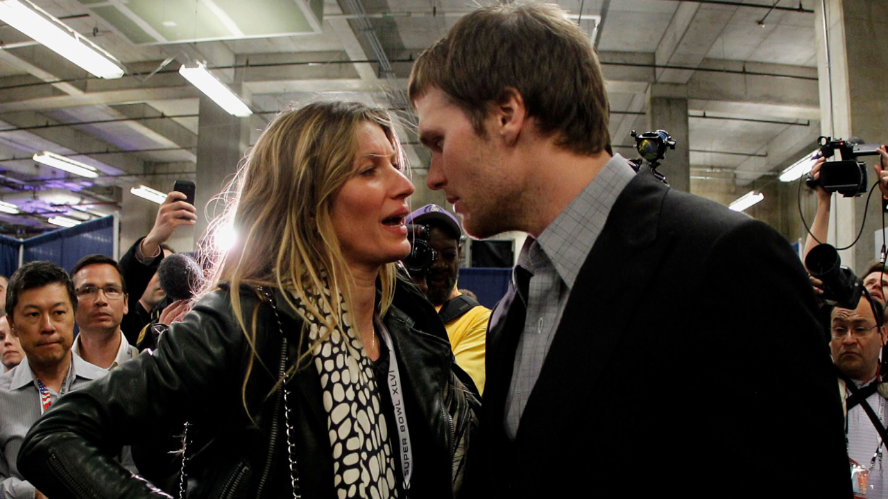 Tom Brady and Gisele Bundchen Keep Quiet Amid Split Rumors