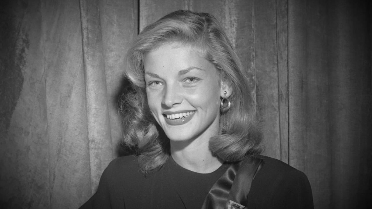 lauren bacall daughter