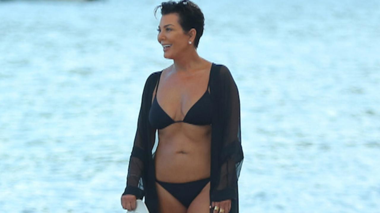 Down Off Jenner59Shows Tummy Rumors Bikini Kris Tuck BodShoots b7v6fYyg