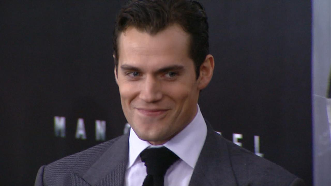 Henry Cavill Admits He Got an Erection Filming a Sex Scene: 'I Had to Apologize Profusely'