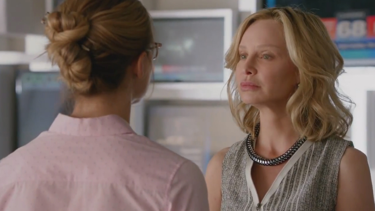 Calista Flockhart Is Back on TV -- Plus, 6 Other Fall Stars