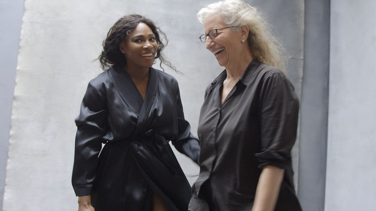 Serena Williams Poses for Stunning Calendar Shot by Annie Leibovitz