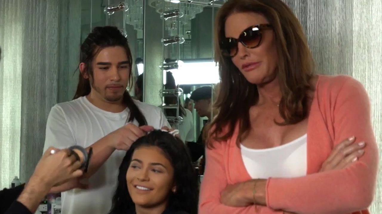 Caitlyn Jenner 'Hates' Kylie's Makeup in New Tutorial Video