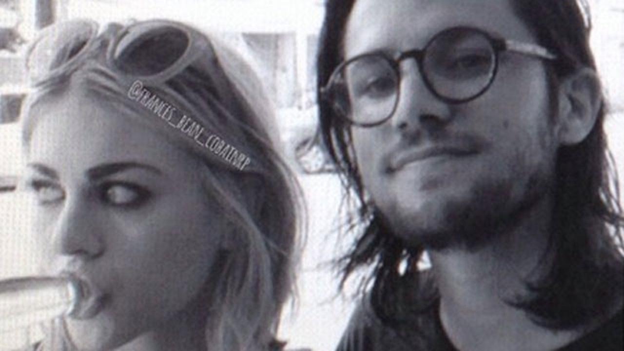 Courtney Love And Kurt Cobain Wedding.Frances Bean Cobain Marries Isaiah Silva Mother Courtney