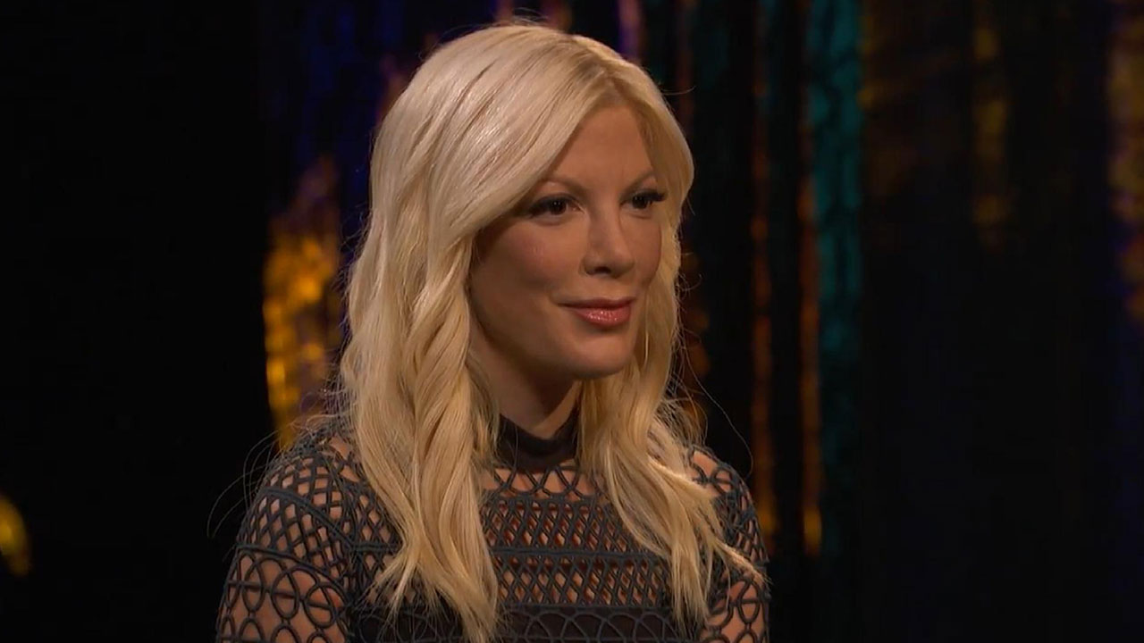 Brian Austin Green Girlfriends Classy tori spelling says she slept with brian austin green and one more