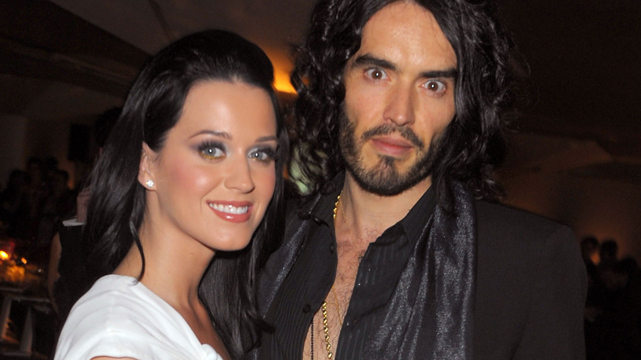 Russell Brand Slams Ex-Wife Katy Perry's 'Vapid' Lifestyle in New Doc