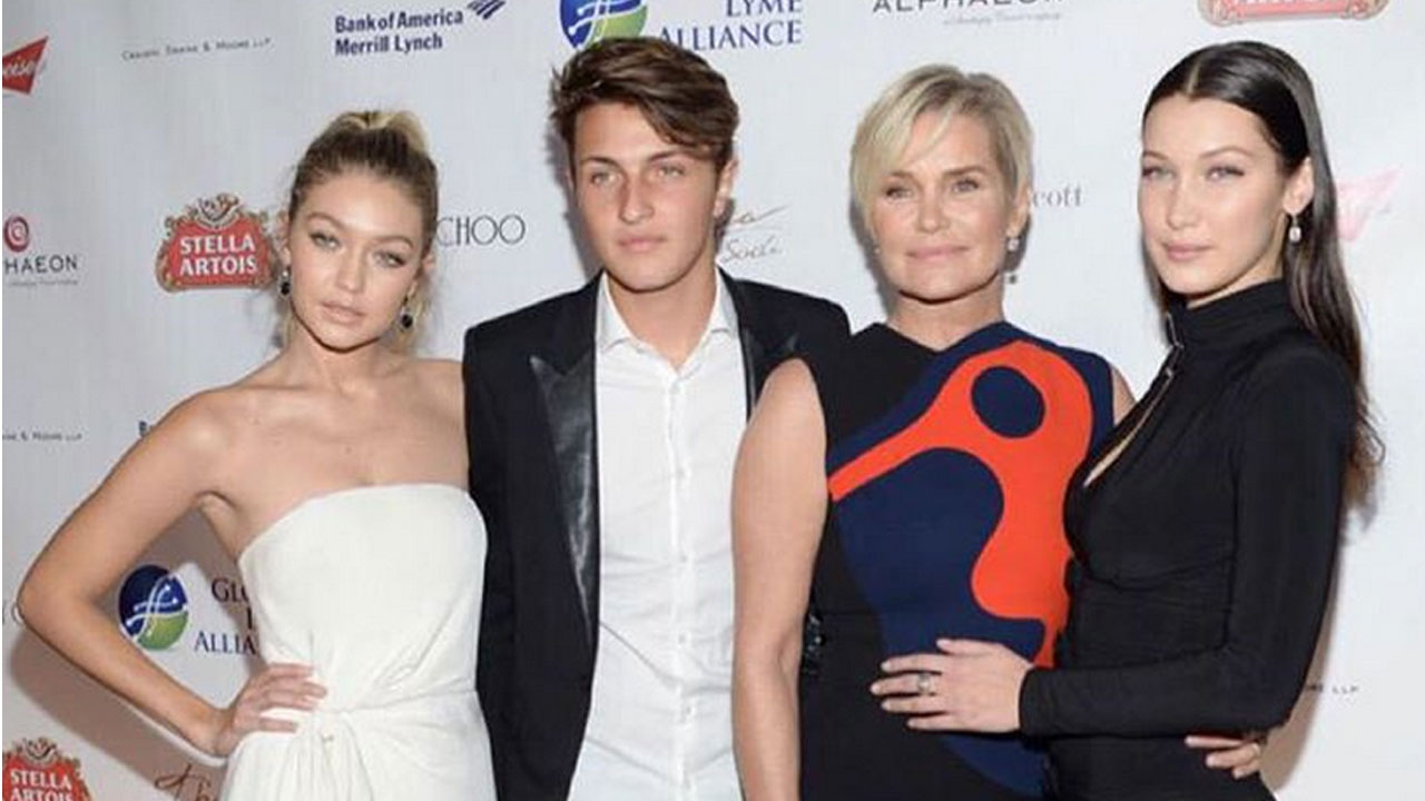 Yolanda Foster Daughters