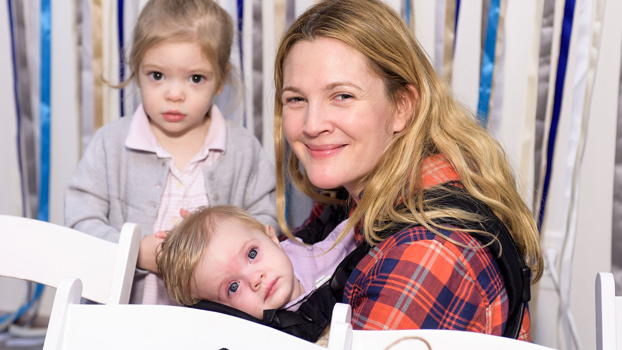 Mothers Depression When Kids Are Young >> Drew Barrymore Opens Up About Her Postpartum Depression