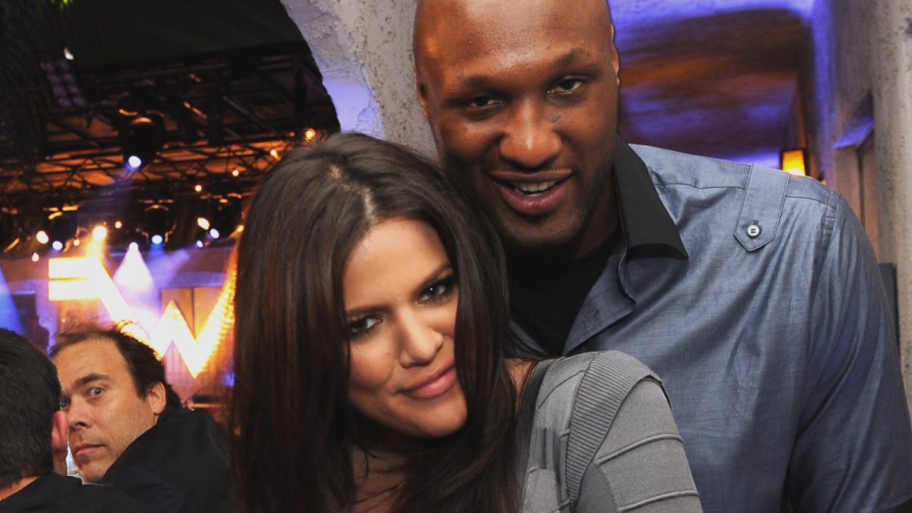Long Engaged Got And Hookup They Were Khloe How Lamar Before