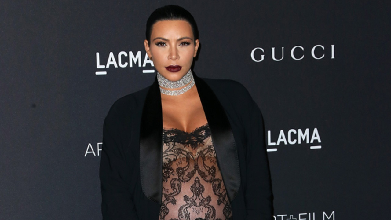 3372eaa8788 Kim Kardashian Talks Pregnancy Fashion and Diet   I ve Given Up at This  Point