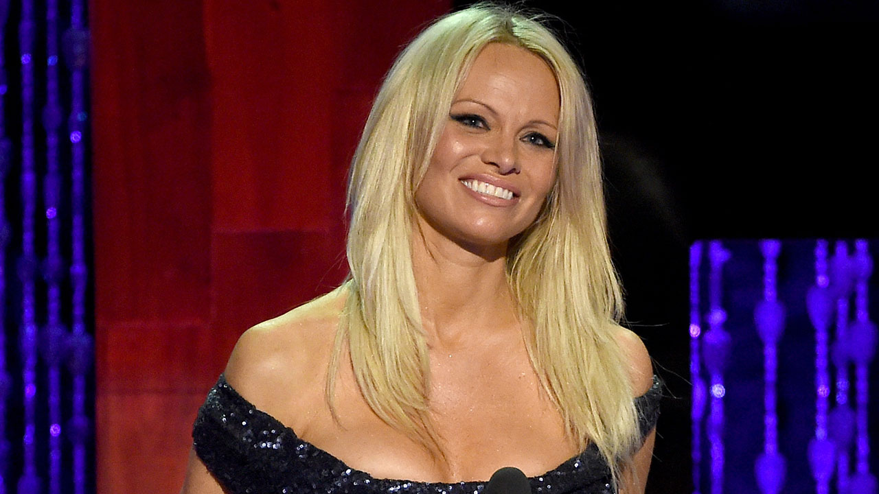 Pity, that pamela anderson gets naked very