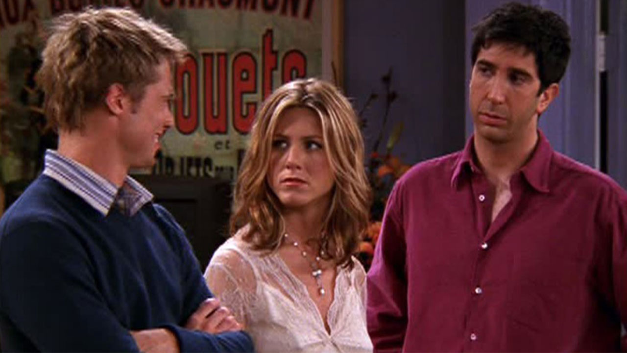 The Funniest Moments From The Best 'Friends' Thanksgiving Episodes