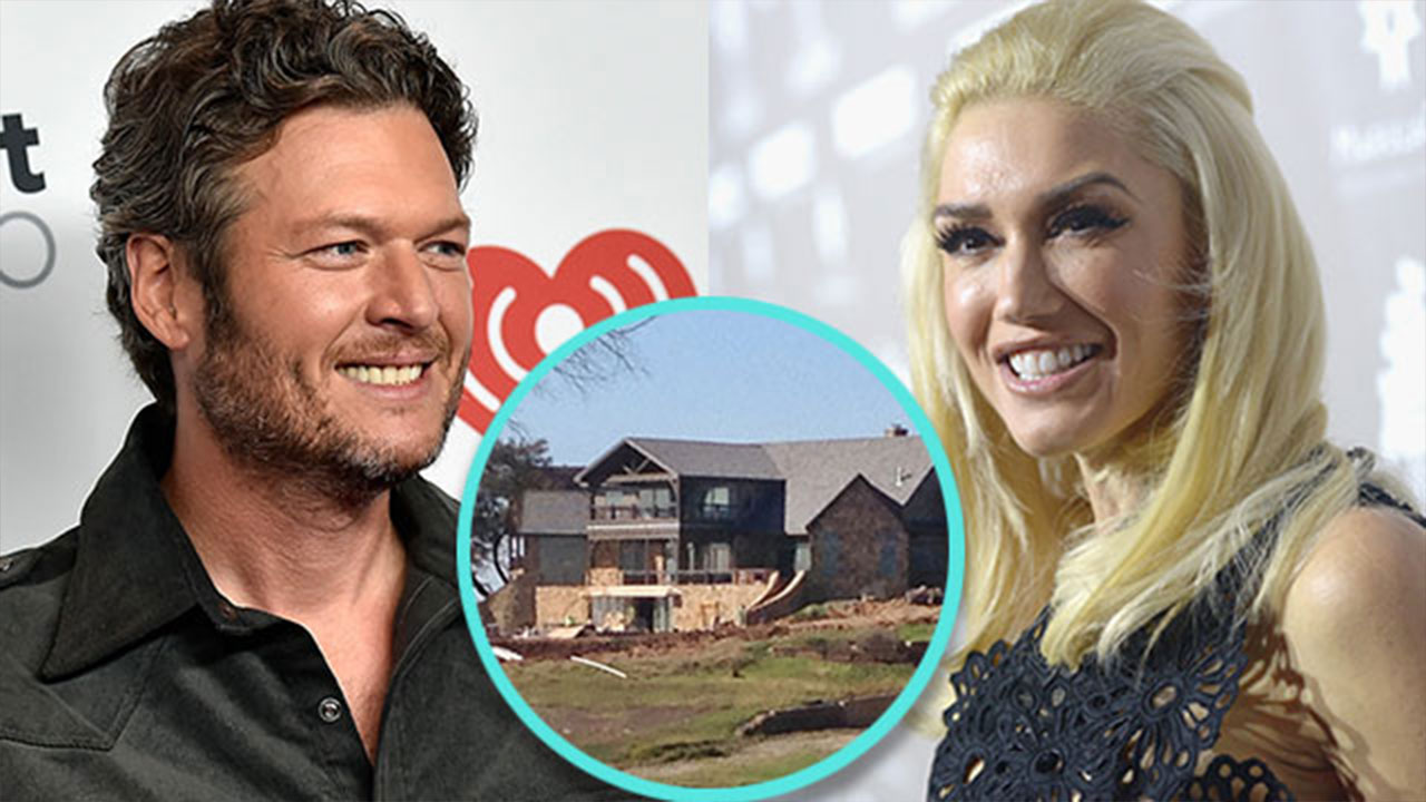 EXCLUSIVE: See Blake Shelton's Reported New Home in Oklahoma
