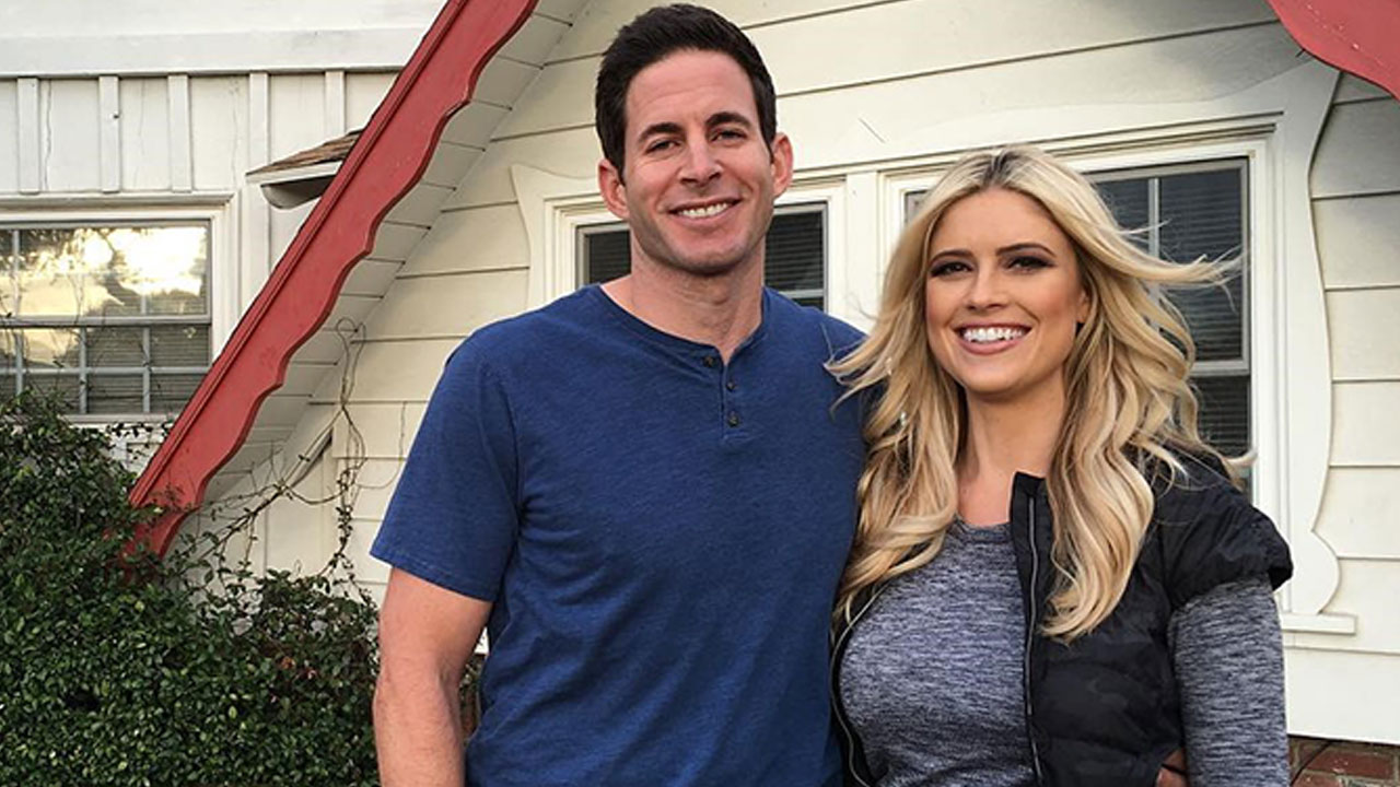 40e9b4330 HGTV Star Tarek El Moussa Was Diagnosed With Cancer After a Fan Spotted a  Lump on His Neck