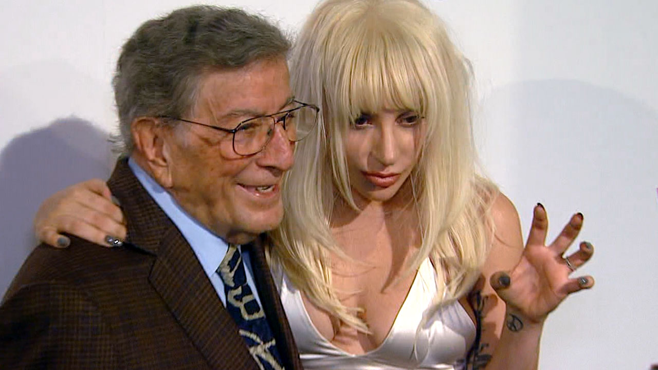 Lady Gaga Calls Tony Bennett 'Family' During Star-Studded 90th