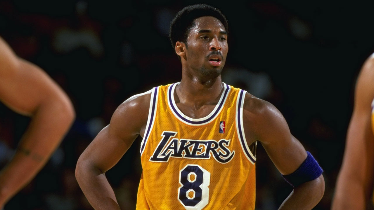 37861f264ee3 Kobe Bryant Through the Years  The Los Angeles Lakers Legend in His Own  Words