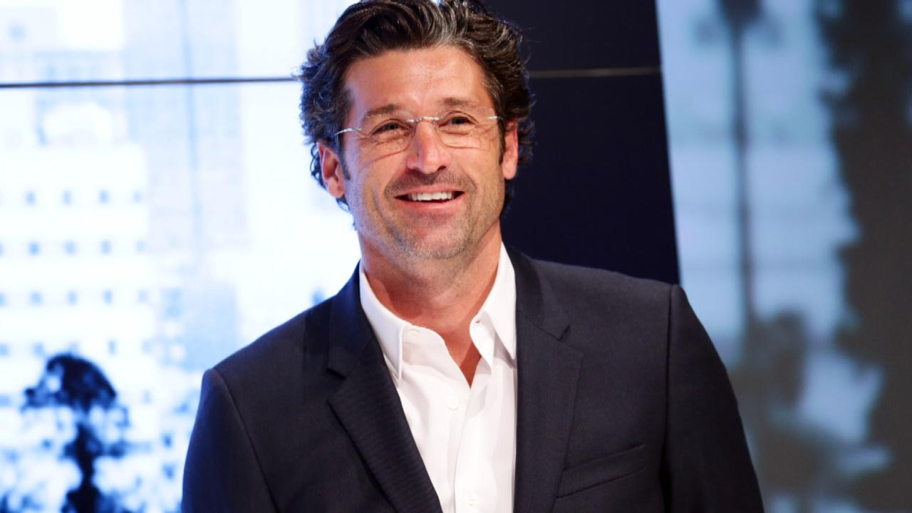 Patrick Dempsey Feels Reinvigorated After Being Killed Off Greys