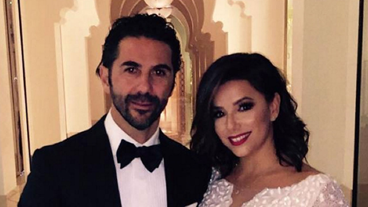 Eva Longoria Engaged To Boyfriend Jose Antonio Baston See The Ring