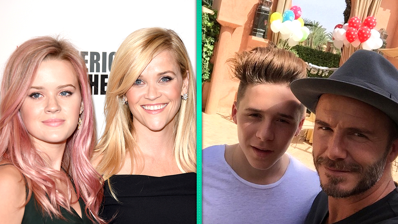 57dc3ce981c3 Celebrity Kids We Met in 2015 Who Look Exactly Like Their Parents ...