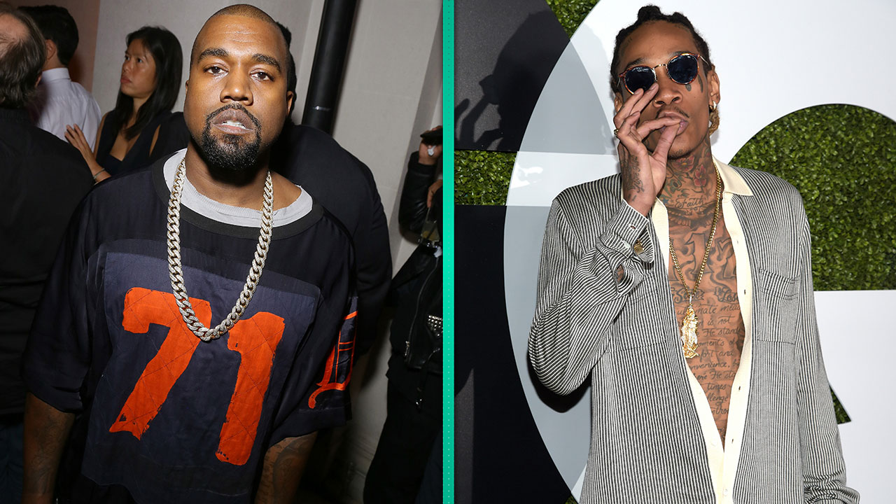 d29be51de2 Kanye West Slams Wiz Khalifa and Amber Rose -- But NOT Skinny Jeans -- in  Epic Twitter Rant