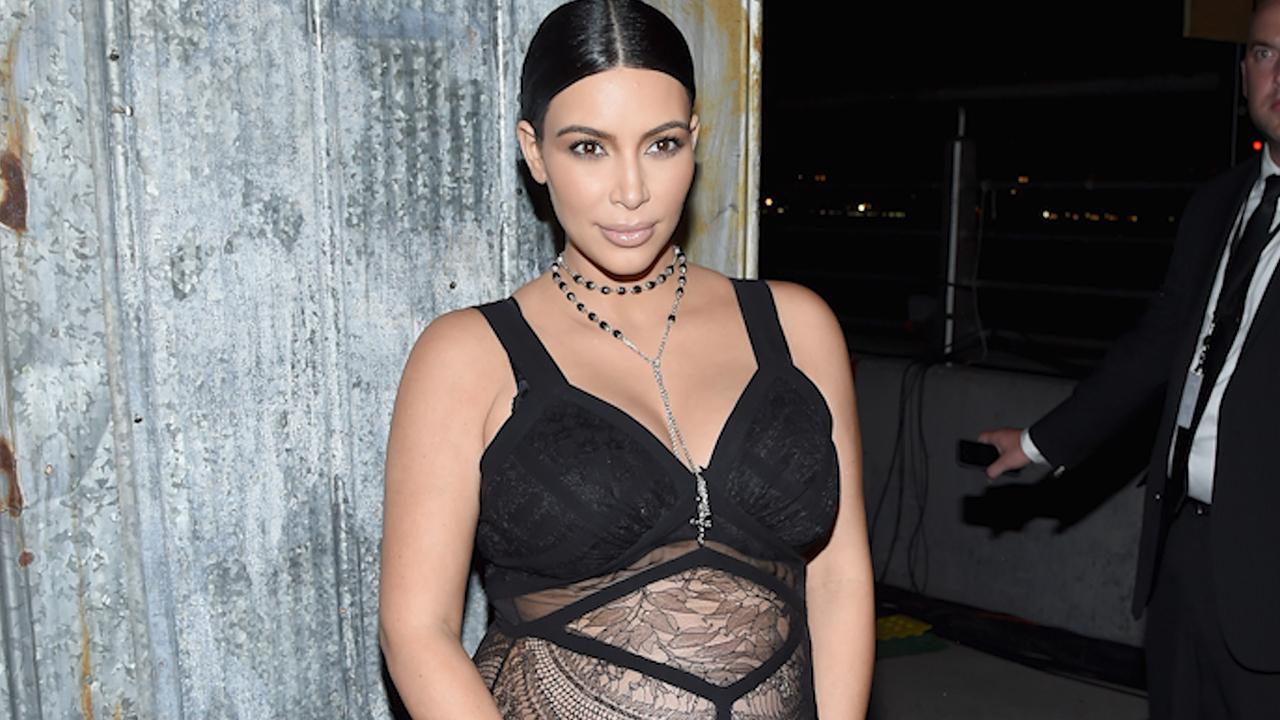 Kim Kardashian Is Down 30 Pounds Since Giving Birth to Saint