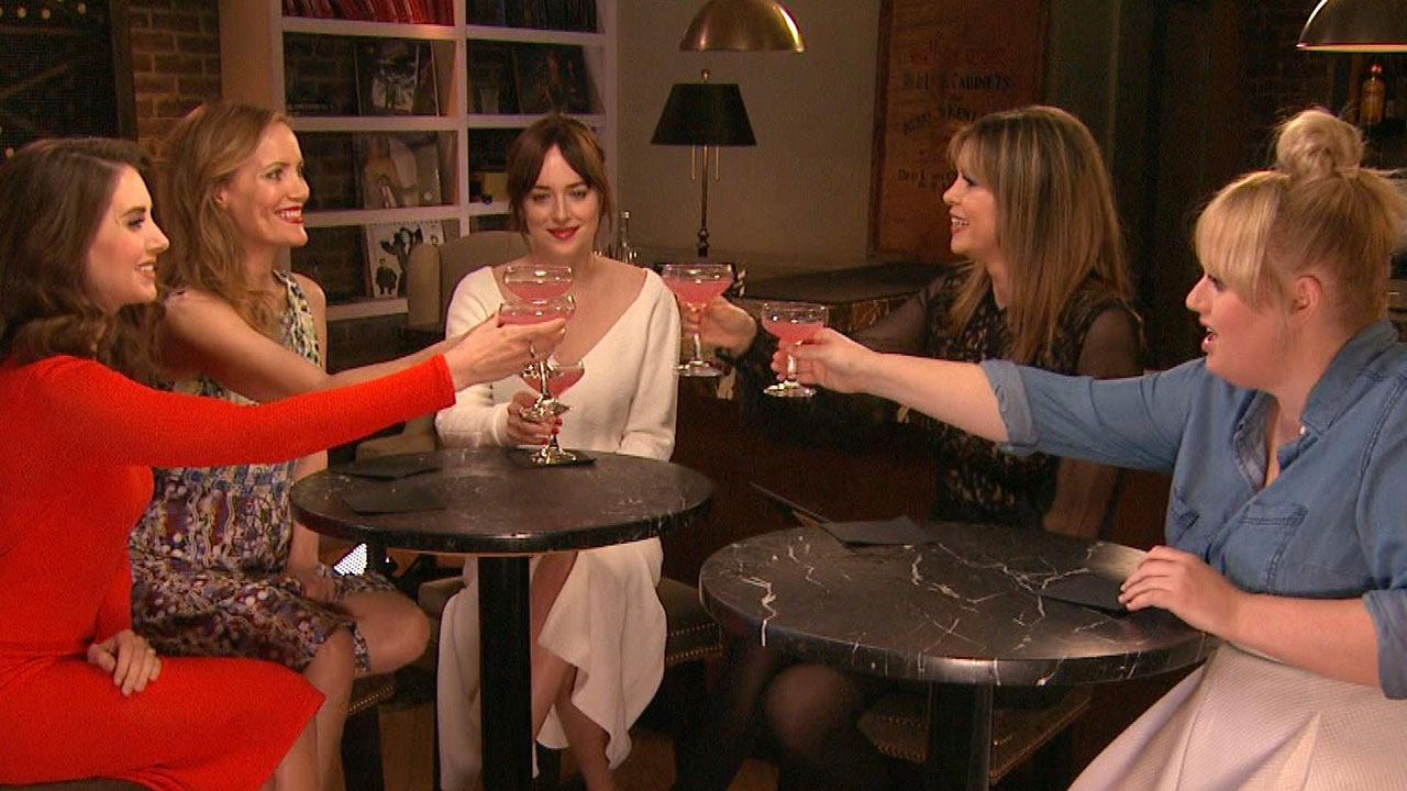 'fifty Shades' Star Dakota Johnson On 'how To Be Single': My Parents Can  See This Movie!