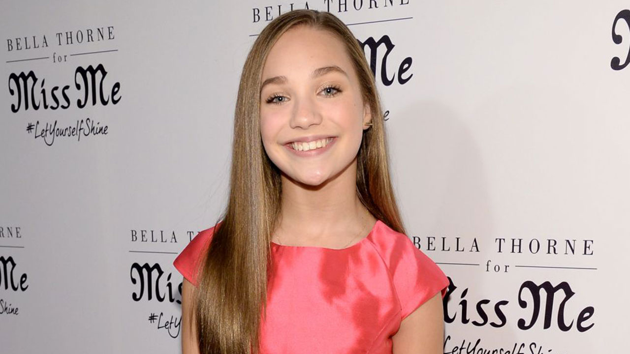 maddie sia Maddie Ziegler Is Officially Leaving 'Dance Moms' to Star in Film Directed  by Sia | Entertainment Tonight
