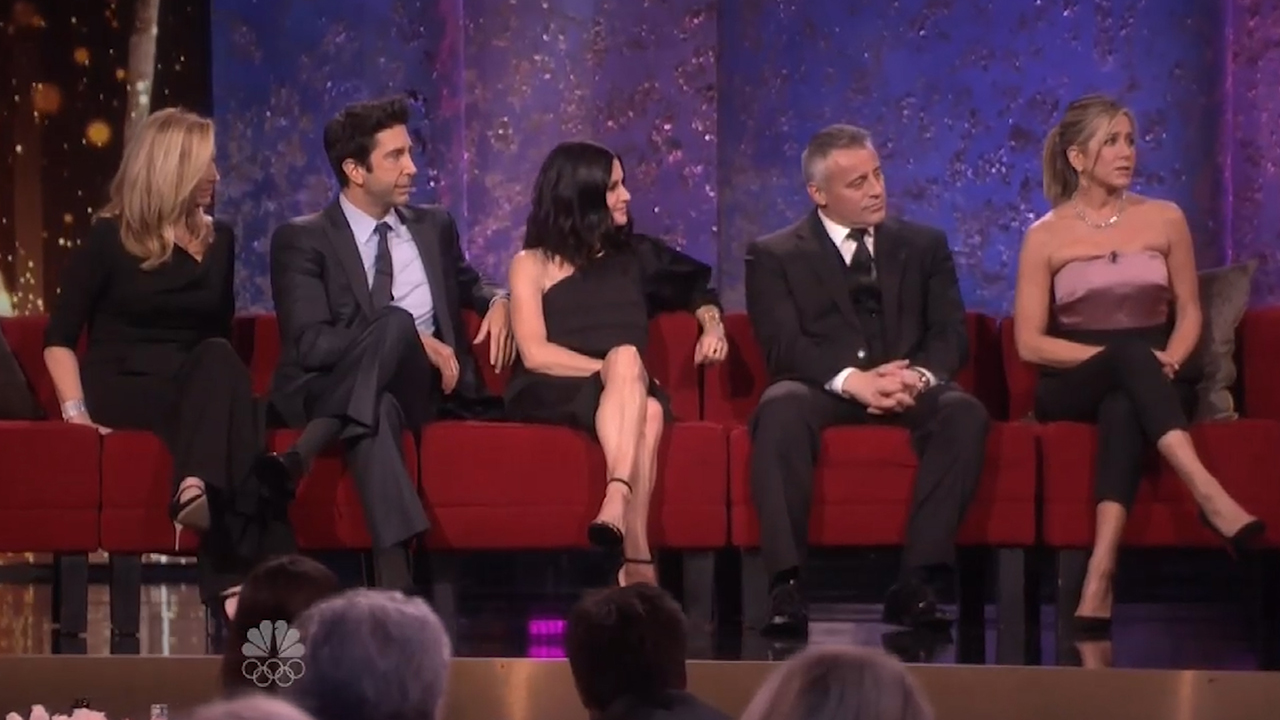 Friends' Cast Reunites for James Burrows Special: Could They