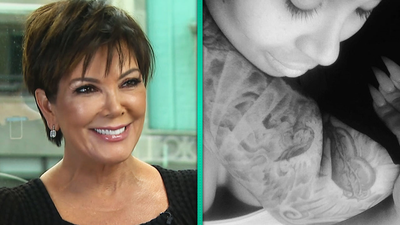 8d11a603ca9 EXCLUSIVE  Kris Jenner Says Rob Kardashian and Blac Chyna  Seem Great   Together