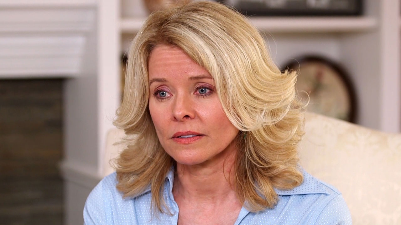 Jack Wagner Wife Ele exclusive: 'general hospital' star kristina wagner reveals why her