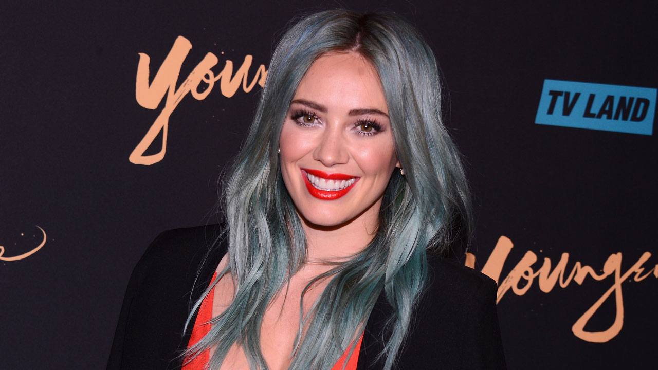 Hilary Duff Adopts Her Late French Bulldog's Sister -- Meet Peaches the Puppy!