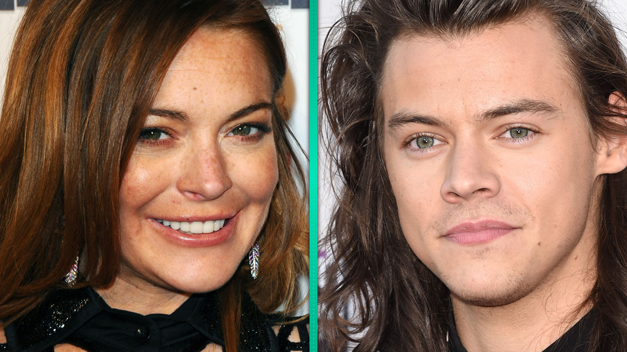 Harry Styles Shows Off His New, Short Haircut on Set of World War ...