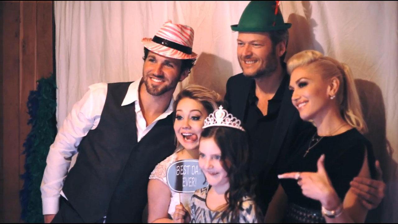 Blake Shelton And Miranda Lambert Wedding.Exclusive Inside Raelynn S Whimsical Wedding See The First Kiss