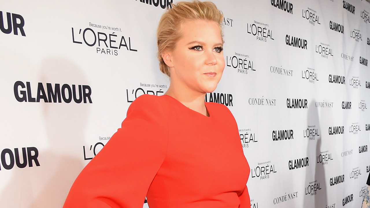 30b016ce8 Amy Schumer Calls Out Glamour Mag For Including Her in Plus-Size Issue
