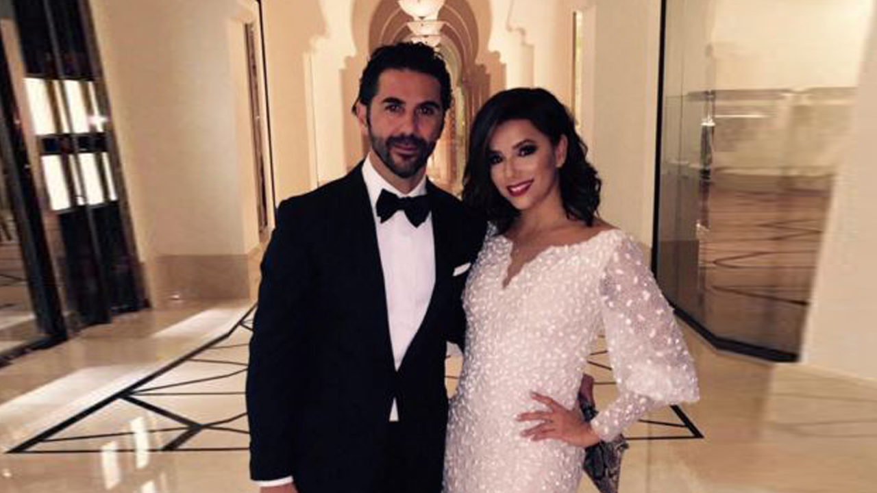 11acbfa2aba Eva Longoria Marries Jose Antonio Baston in Mexico