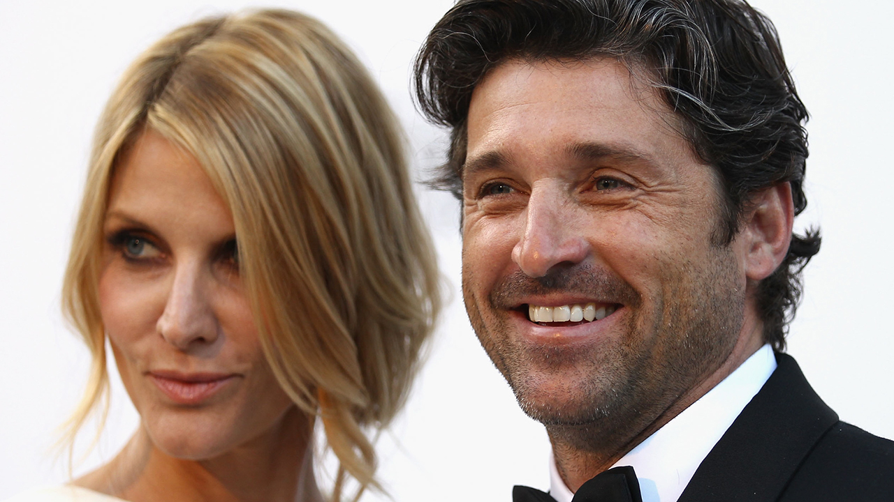 Patrick Dempsey Confirms Hes Back With Wife Jillian You Have To