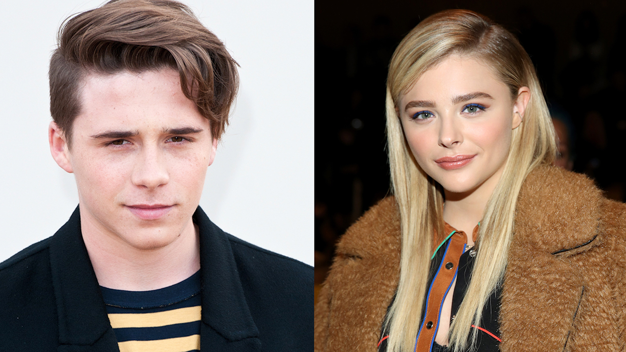 Chloe Grace Moretz Shares Topless Pic From Beach Day With Brooklyn