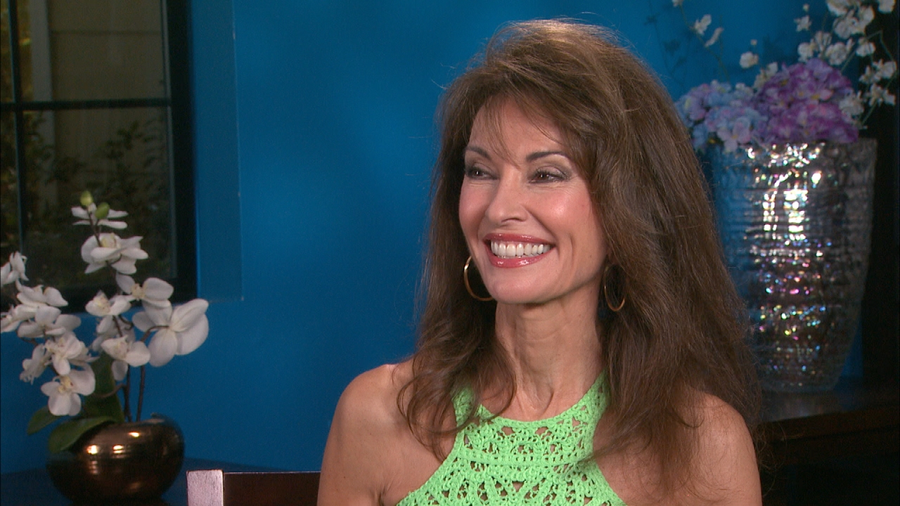 EXCLUSIVE: Susan Lucci, 69, Says Her Nude 'Devious Maids' Scene Required a  Lot of 'Preparation'