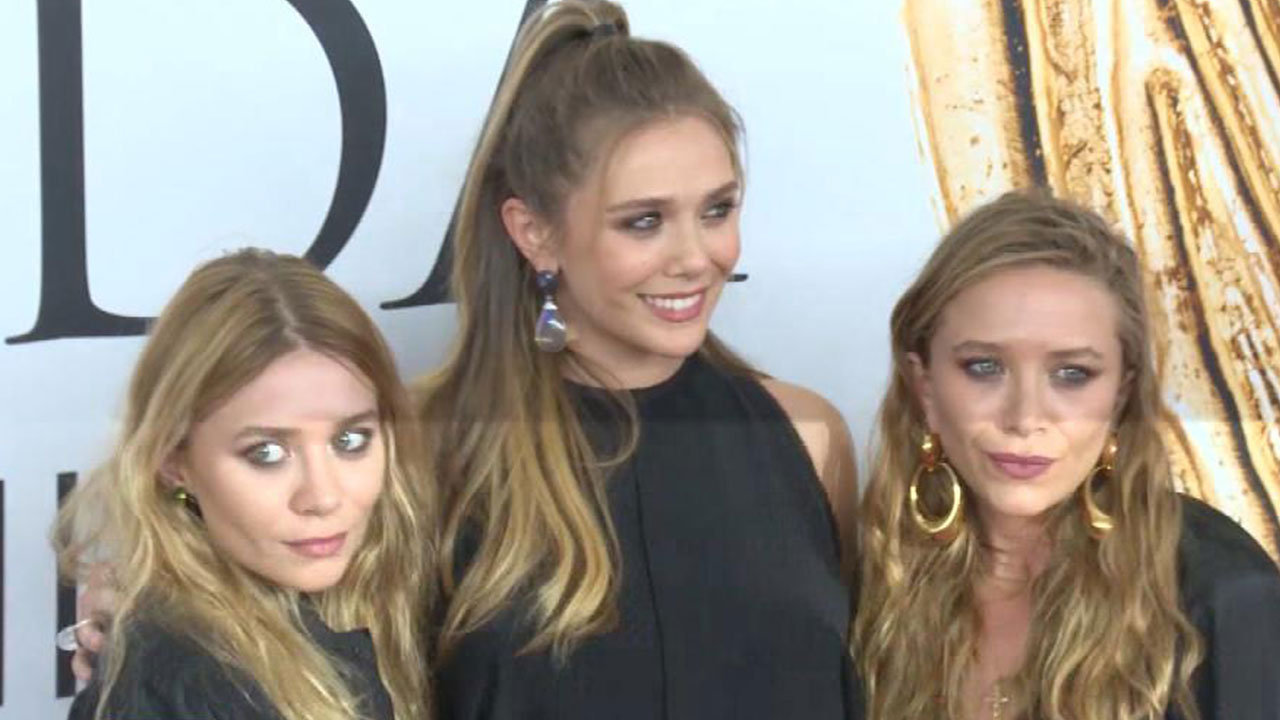 Mary-Kate and Ashley Olsen Attend Rare Outing With Sister